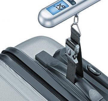 Kofferwaage Beurer LS 06 Test